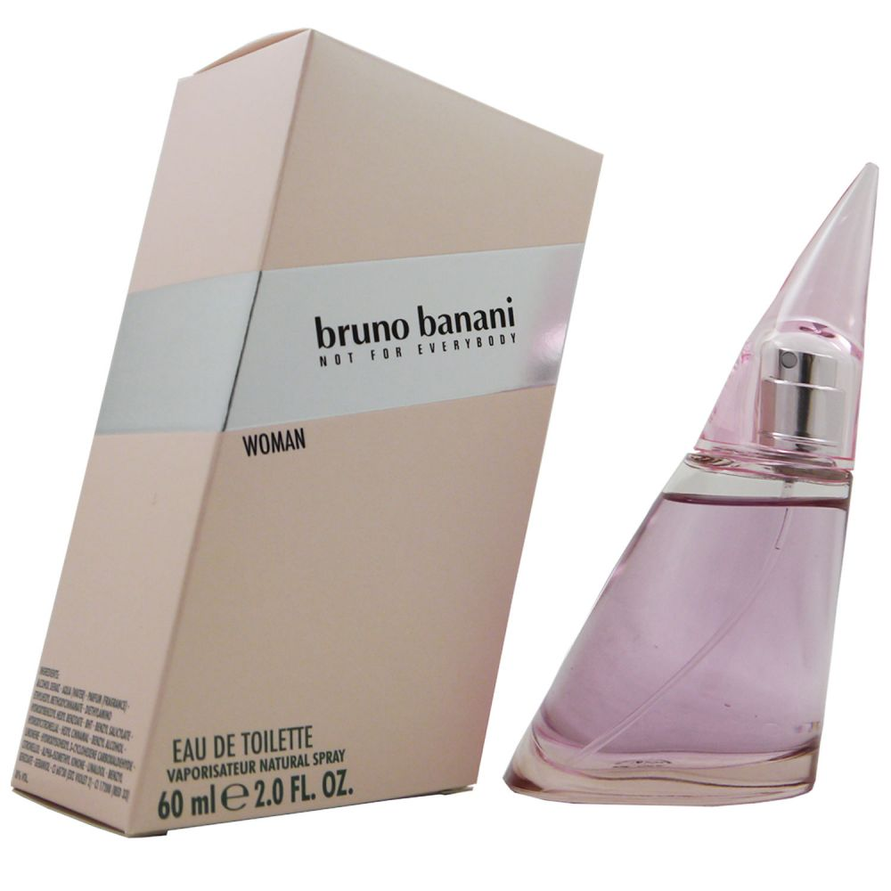 08a44ca817a2f6 Bruno Banani Woman - Women 60 ml Eau de Toilette EDT Not for Everybody
