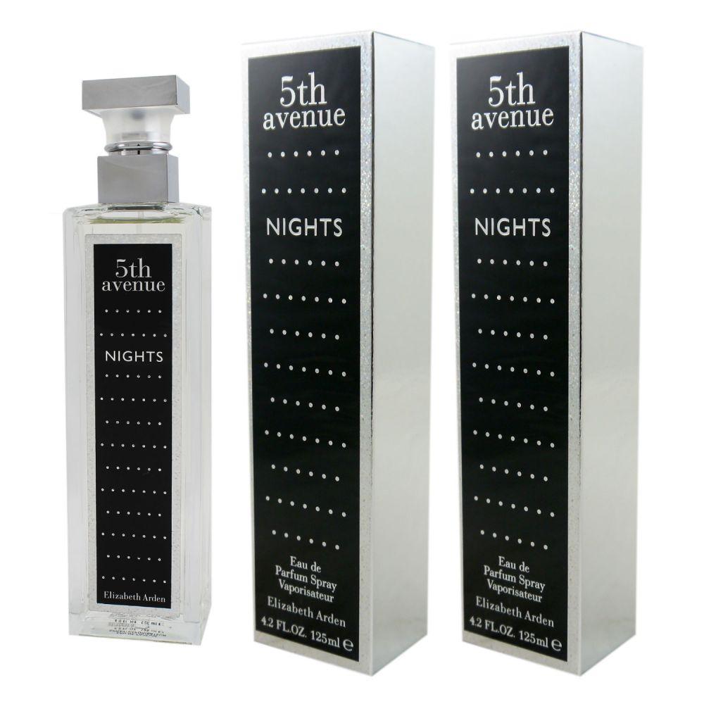 X 125 Avenue Eau Parfum Arden De Nights Set Fifth Elizabeth Edp Ml 2 5th SqMVGzpU