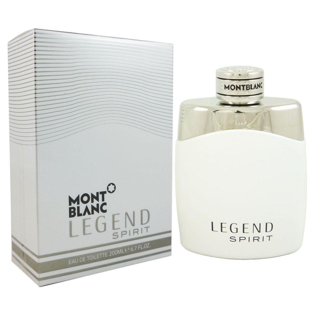 Mont Blanc Legend Spirit 200 Ml Eau De Toilette Edt Bei Pillashop Be The